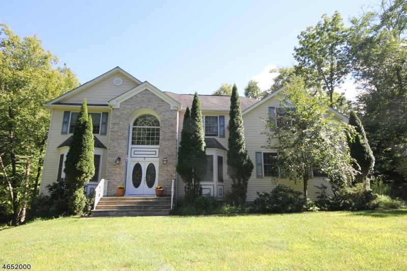 Maison unifamiliale pour l Vente à 3 Ottawa Lane Newton, New Jersey 07860 États-Unis