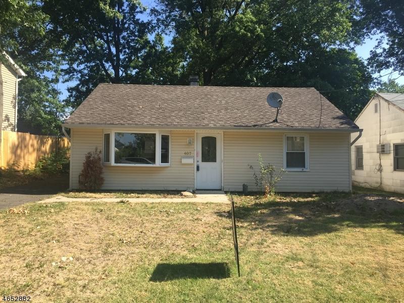 Maison unifamiliale pour l Vente à 407 Belgrade Street Avenel, New Jersey 07001 États-Unis