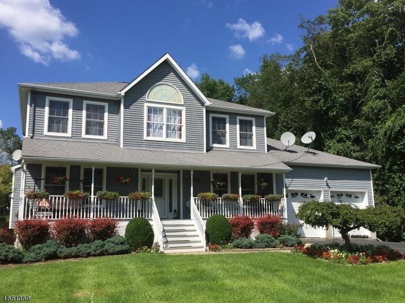 独户住宅 为 销售 在 11 Windsor Drive 牛顿, 新泽西州 07860 美国