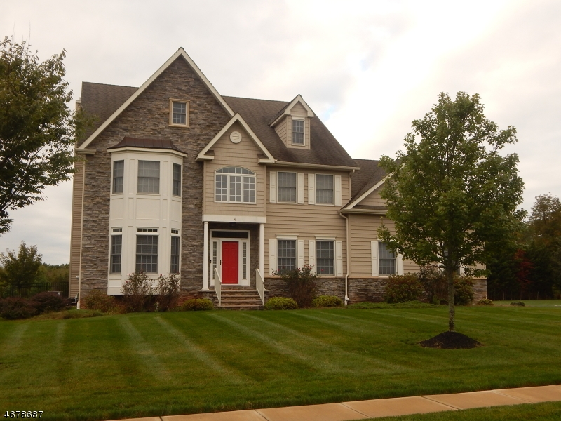 独户住宅 为 销售 在 283 Shelburne Place 希尔斯堡, 08844 美国