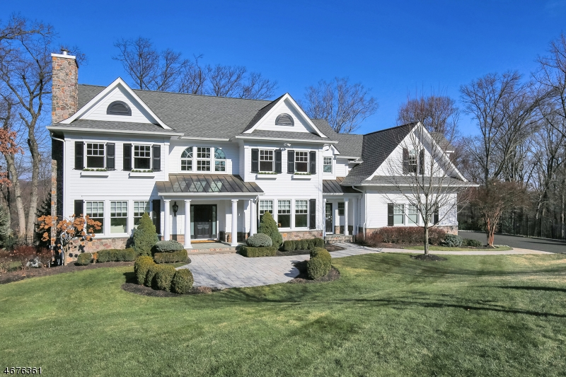 Single Family Home for Sale at 44 Van Cortland Way Basking Ridge, New Jersey 07920 United States