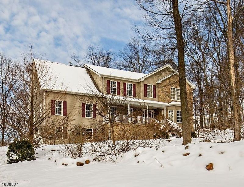 Single Family Home for Sale at 406 DERVIN Lane Glen Gardner, New Jersey 08826 United States