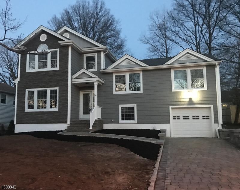 Частный односемейный дом для того Продажа на 54 Garden Oval Springfield, 07081 Соединенные Штаты