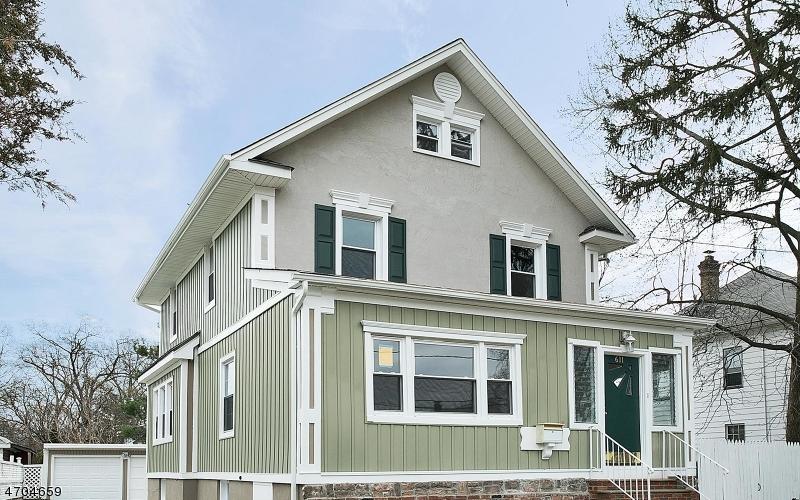 Частный односемейный дом для того Продажа на 611 Chandler Avenue Roselle, 07203 Соединенные Штаты