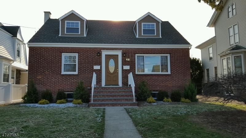 独户住宅 为 出租 在 48 Bay Avenue 布鲁姆菲尔德, 新泽西州 07003 美国