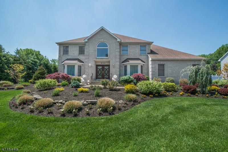 Maison unifamiliale pour l Vente à 530 Smith Road Parsippany, New Jersey 07054 États-Unis