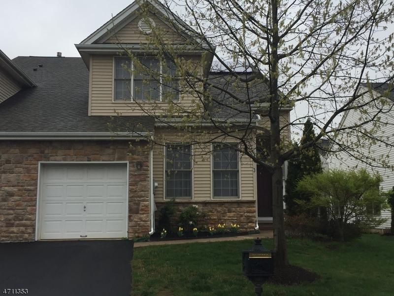 Частный односемейный дом для того Аренда на 3 Disbro Lane Franklin, Нью-Джерси 08873 Соединенные Штаты