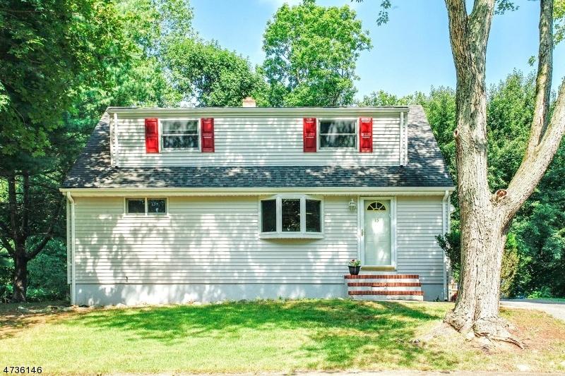 Maison unifamiliale pour l Vente à 15 Kaufman Drive Westwood, New Jersey 07675 États-Unis