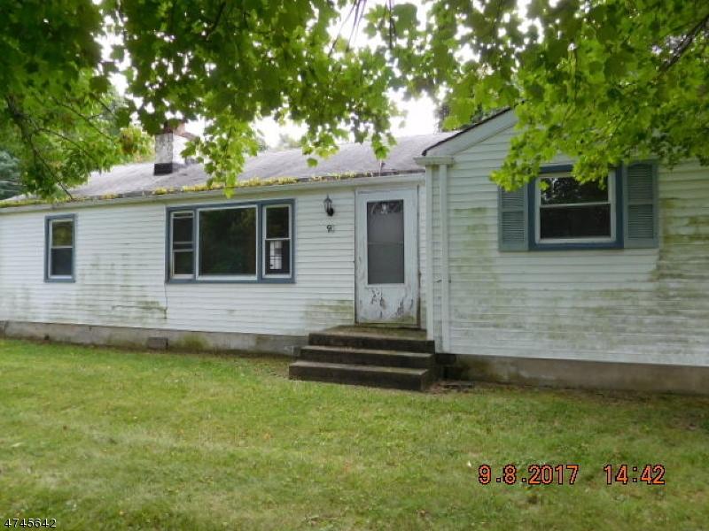Einfamilienhaus für Verkauf beim 90 Newton Sparta Road Andover Township, New Jersey 07860 Vereinigte Staaten