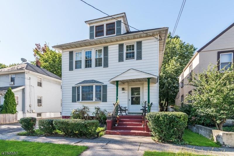 Casa Multifamiliar por un Venta en 197 Berdan Place Hackensack, Nueva Jersey 07601 Estados Unidos