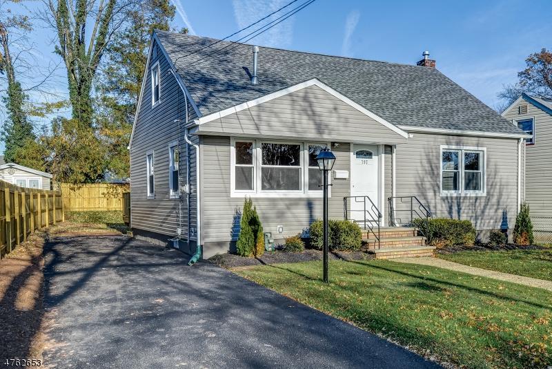 Casa Unifamiliar por un Venta en 797 Rodgers Court Rahway, Nueva Jersey 07065 Estados Unidos