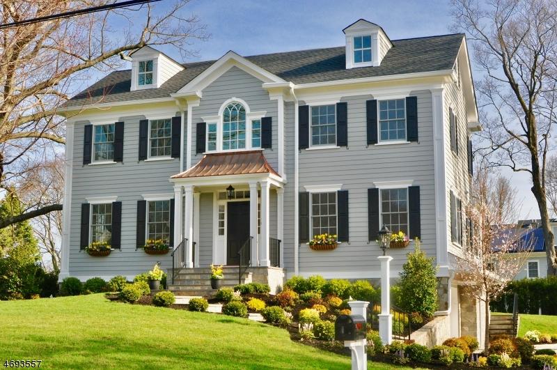 Maison unifamiliale pour l Vente à 16 Broadview Avenue 16 Broadview Avenue Madison, New Jersey 07940 États-Unis