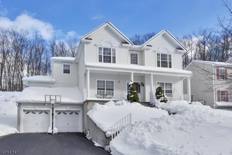 Частный односемейный дом для того Продажа на 46 HILL HOLLOW ROAD Jefferson Township, Нью-Джерси 07849 Соединенные Штаты