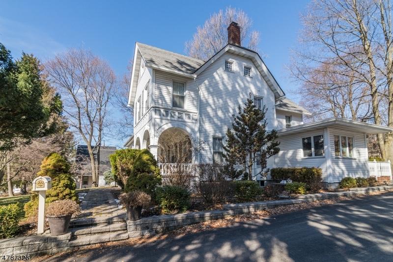 Enfamiljshus för Försäljning vid 107 ROUTE 23 Hamburg, New Jersey 07419 Usa
