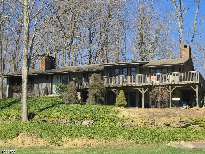 Single Family Home for Sale at 196 State Park Road Frelinghuysen Township, New Jersey 07825 United States