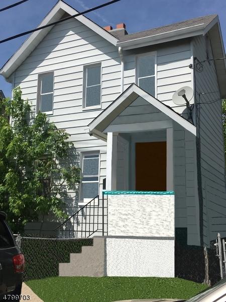 Maison unifamiliale pour l Vente à 157 Ward Street Orange, New Jersey 07050 États-Unis