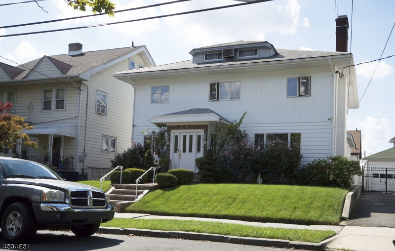 Single Family Home for Sale at 344 RIDGE Street Newark, New Jersey 07104 United States