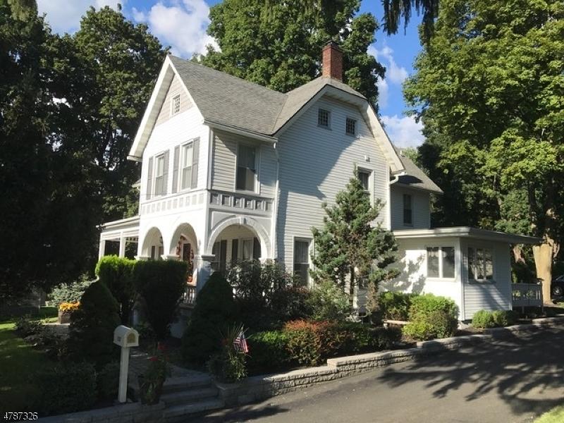 Tek Ailelik Ev için Satış at 107 ROUTE 23 Hamburg, New Jersey 07419 Amerika Birleşik Devletleri