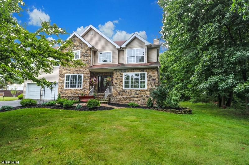 Частный односемейный дом для того Продажа на 2 CAMPBELL Road Hillsborough, Нью-Джерси 08844 Соединенные Штаты