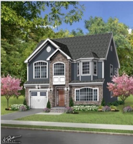 Частный односемейный дом для того Продажа на 883 Bramhall Road Rahway, Нью-Джерси 07065 Соединенные Штаты