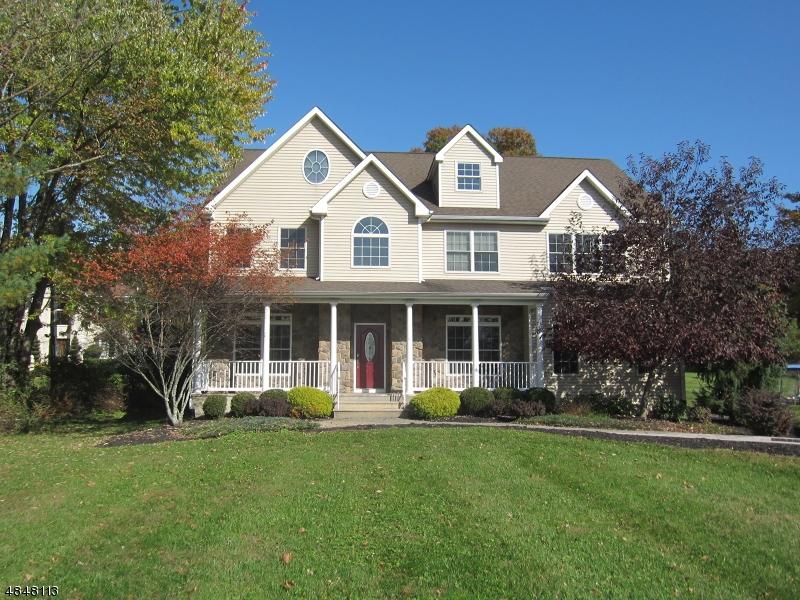 Maison unifamiliale pour l Vente à 660 FOOTHILL Road Bridgewater, New Jersey 08807 États-Unis