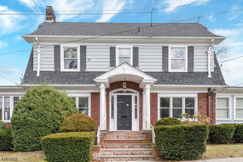Single Family Home for Sale at 482 VAN DYKE Avenue Haledon, New Jersey 07508 United States