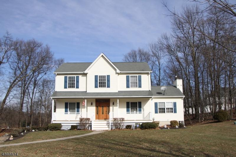 Casa para uma família para Venda às 58 FIELDSTONE Trail Byram Township, Nova Jersey 07871 Estados Unidos