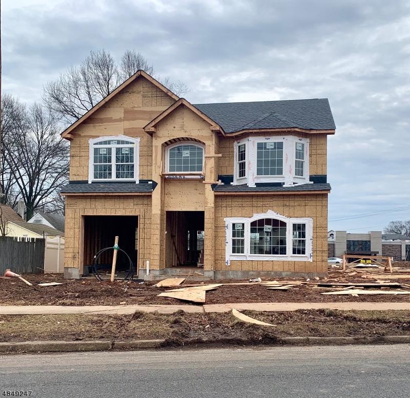 Maison unifamiliale pour l Vente à 883 Bramhall Road Rahway, New Jersey 07065 États-Unis
