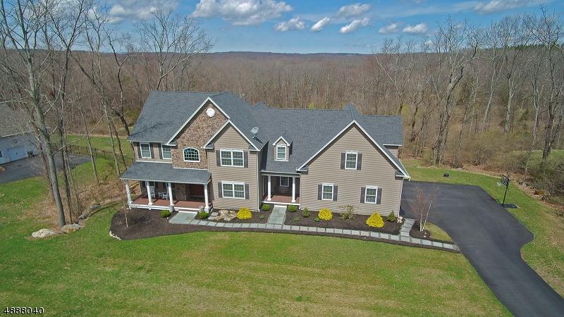 Villa per Vendita alle ore 10 FAWN HOLLOW Drive Green Township, New Jersey 07860 Stati Uniti
