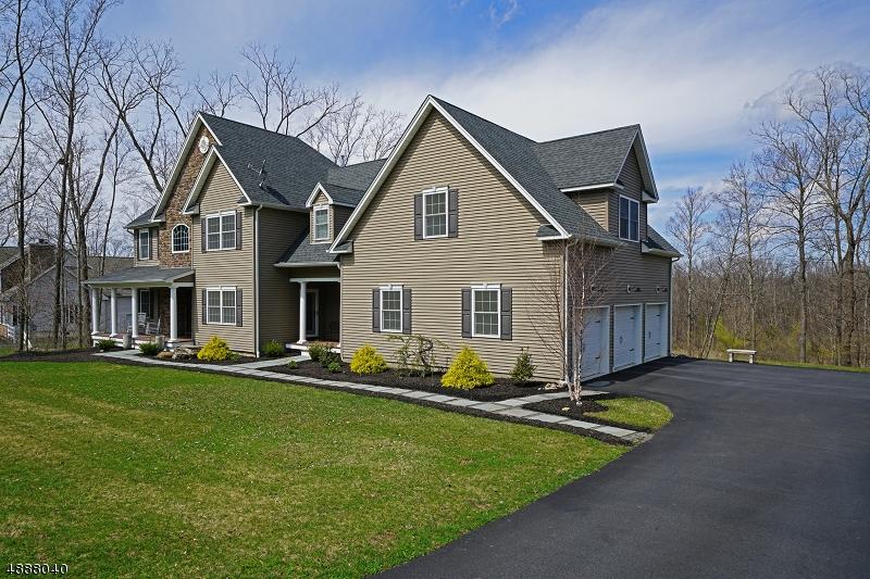 Einfamilienhaus für Verkauf beim Green Township, New Jersey 07860 Vereinigte Staaten