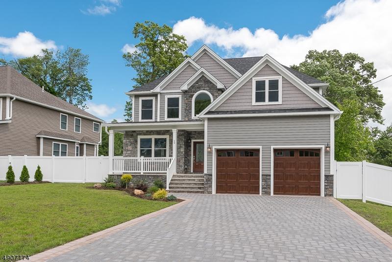single family homes для того Продажа на Hanover, Нью-Джерси 07927 Соединенные Штаты