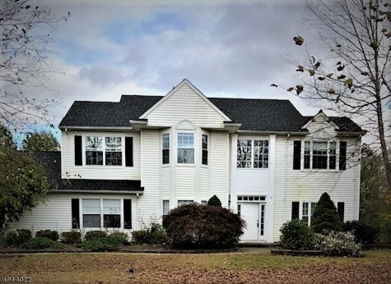 Single Family Homes för Försäljning vid Mansfield, New Jersey 07840 Förenta staterna