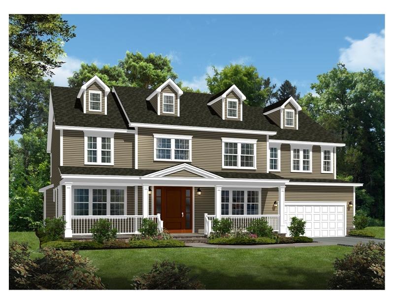 独户住宅 为 销售 在 715 Dartmoor 韦斯特菲尔德, 07090 美国