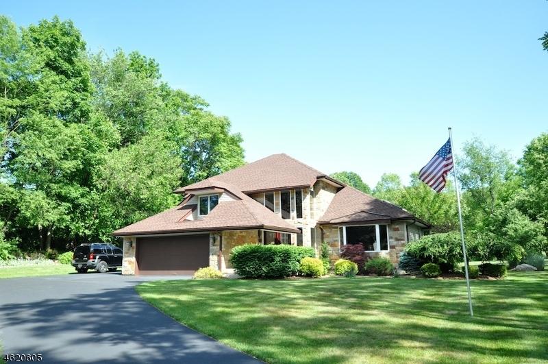 Частный односемейный дом для того Продажа на 238 Free Union Road Great Meadows, 07838 Соединенные Штаты