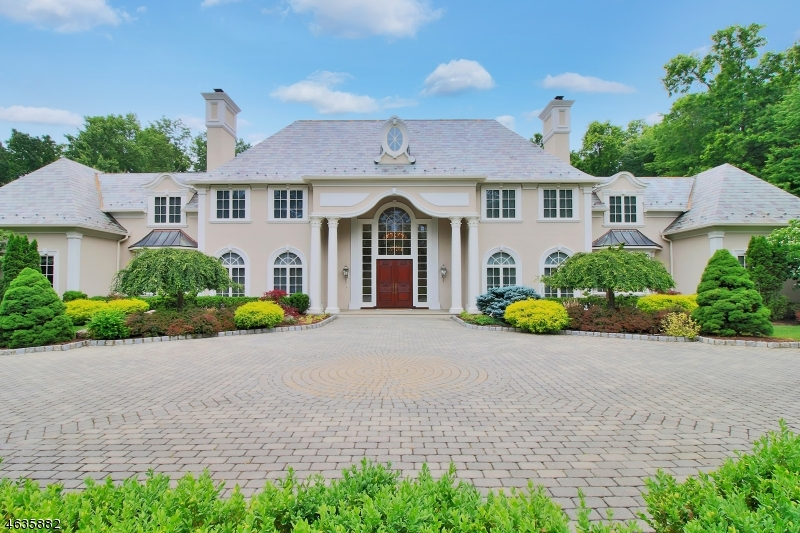 Maison unifamiliale pour l Vente à 33 Cameron Road Saddle River, New Jersey 07458 États-Unis
