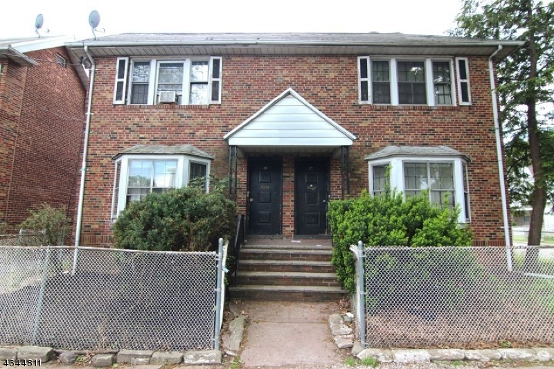 Multi-Family Home for Sale at 25-27 RUTLEDGE Avenue East Orange, New Jersey 07017 United States