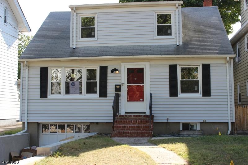 独户住宅 为 销售 在 50 Newark Avenue 布鲁姆菲尔德, 新泽西州 07003 美国