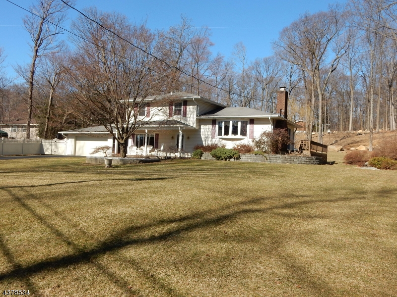 Single Family Home for Sale at 176 HOFFMAN ROAD Port Murray, New Jersey 07865 United States