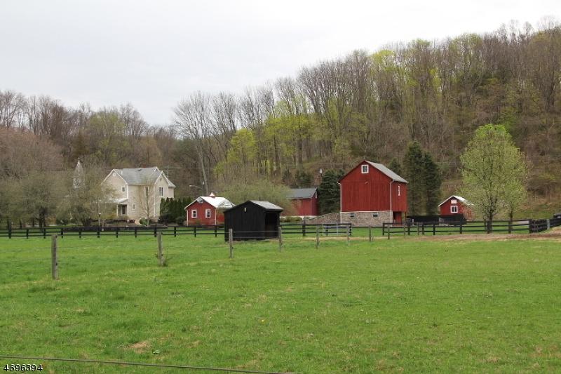Частный односемейный дом для того Продажа на 523 Riegelsville Road Milford, Нью-Джерси 08848 Соединенные Штаты