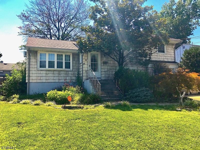 Частный односемейный дом для того Продажа на 9 Chestnut Street 9 Chestnut Street Carteret, Нью-Джерси 07008 Соединенные Штаты