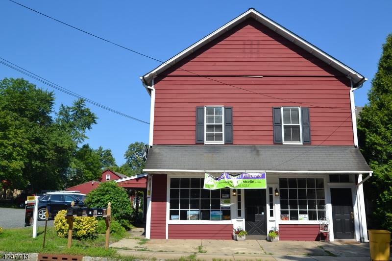 Коммерческий для того Продажа на 135 Main Street Readington, Нью-Джерси 08889 Соединенные Штаты