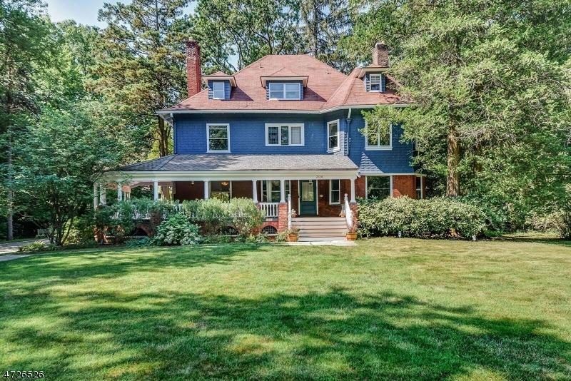 Частный односемейный дом для того Продажа на 306 HARTFORD ROAD South Orange, Нью-Джерси 07079 Соединенные Штаты