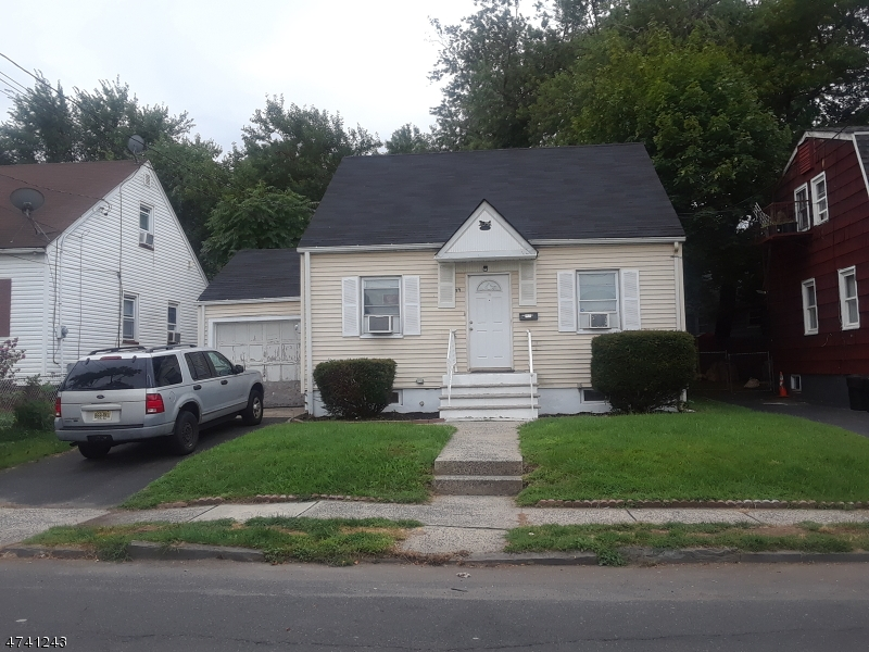 Single Family Home for Sale at 59 Delmar Place Irvington, 07111 United States
