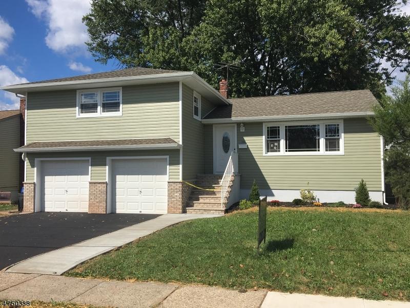Частный односемейный дом для того Продажа на 724 Haven Place Linden, Нью-Джерси 07036 Соединенные Штаты