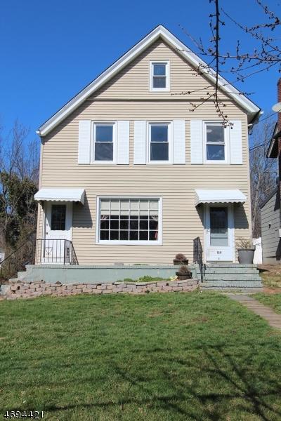 Maison unifamiliale pour l à louer à 159 E High Street Somerville, New Jersey 08876 États-Unis