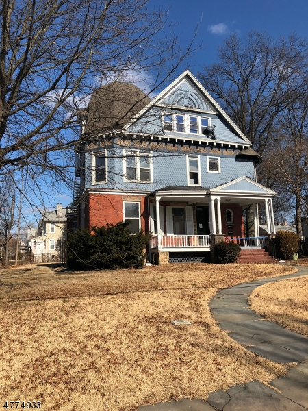 Single Family Home for Rent at 1001-05 PUTNAM Avenue Plainfield, New Jersey 07060 United States