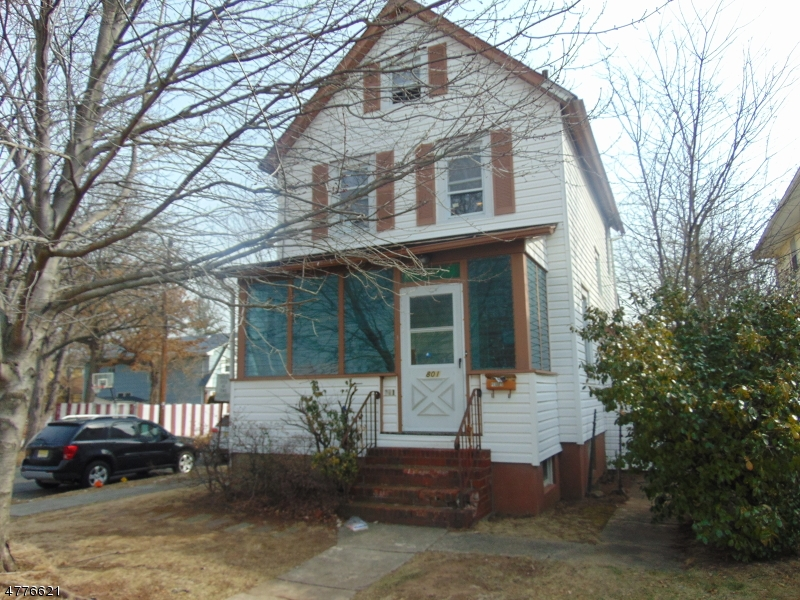 Single Family Home for Rent at 801 Baltimore Avenue Roselle, New Jersey 07203 United States