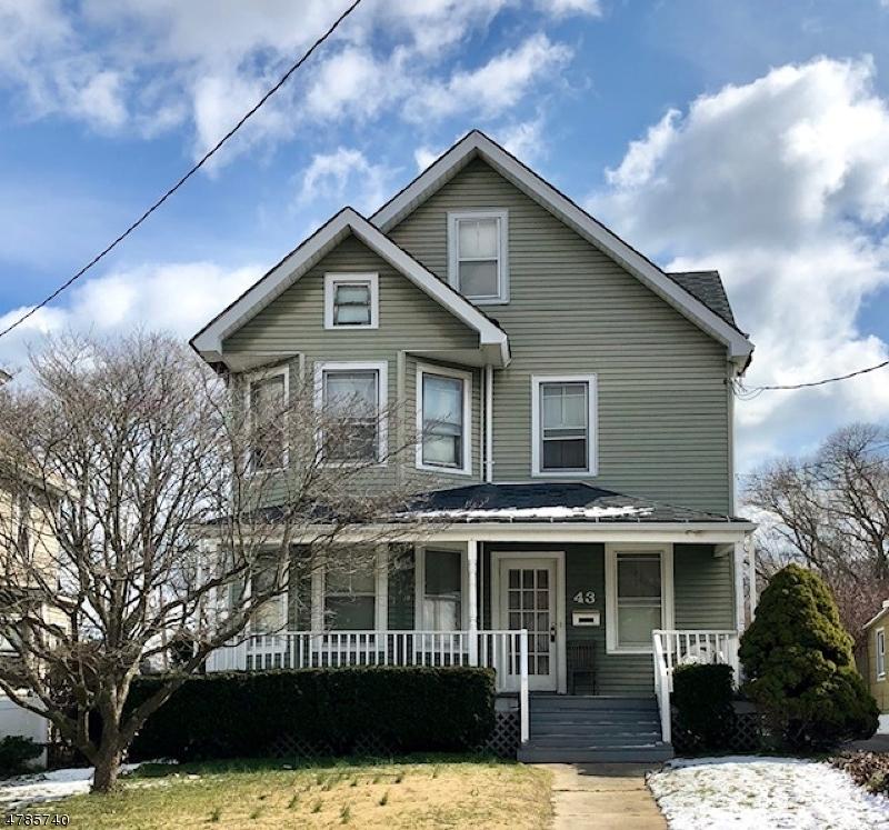 Casa Unifamiliar por un Venta en 43 WASHINGTON Street Long Branch, Nueva Jersey 07740 Estados Unidos