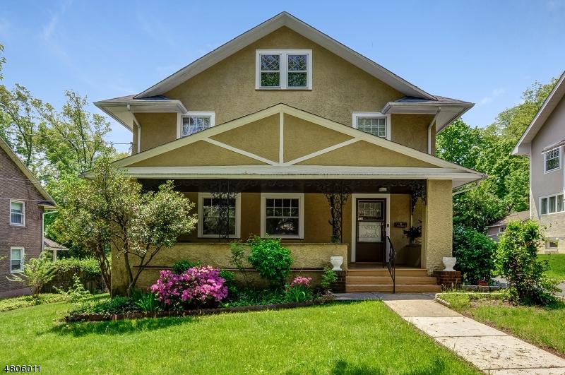 Casa Unifamiliar por un Venta en 32 Clinton Avenue Maplewood, Nueva Jersey 07040 Estados Unidos