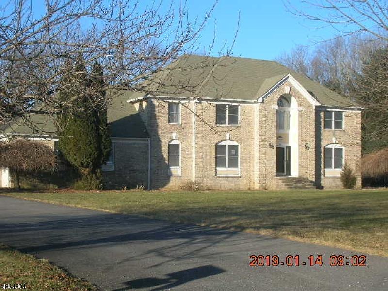 Частный односемейный дом для того Продажа на 11 MOUNTAIN VIEW Drive Green Township, Нью-Джерси 07821 Соединенные Штаты